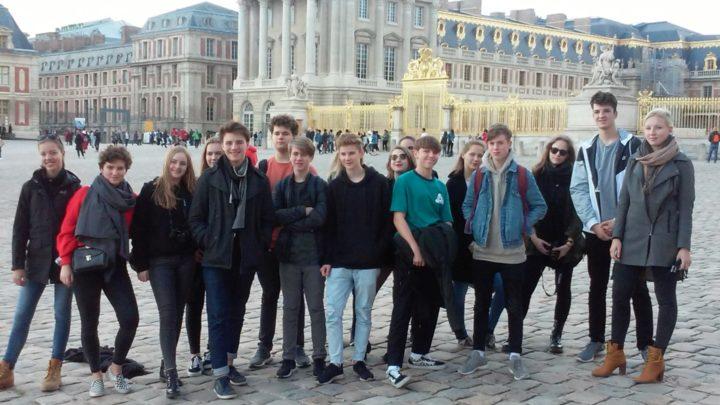 Schüleraustausch mit unserer Partnerschule in Rennes erfolgreich fortgesetzt