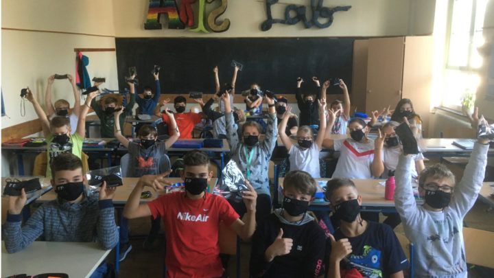 2d - die Maskengang!